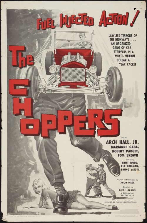 CCR-The Choppers