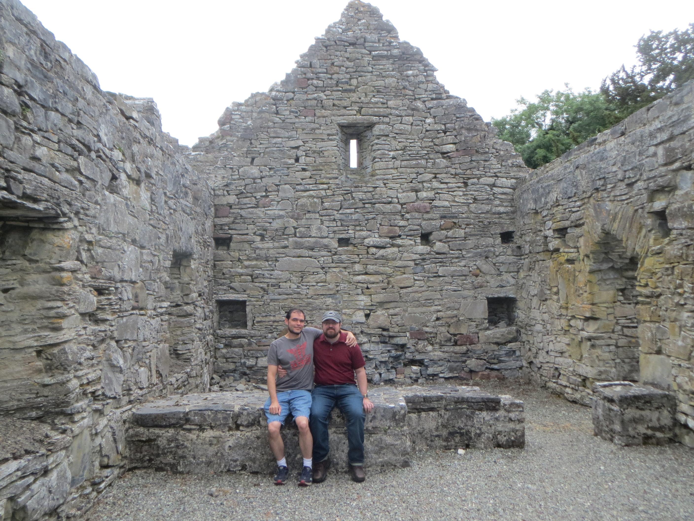 Inishfallen Ruins !.JPG